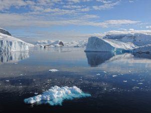mistero antartico