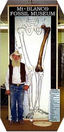 Esistevano gli uomini giganti
