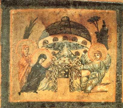 U.F.O e arte antica