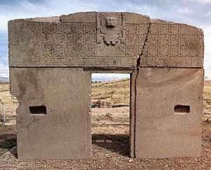 Le rovine di Tiahuanaco in Bolivia - Il Portale del Sole