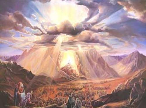 Il biblico Monte Sinai era in realtà la Grande Piramide?