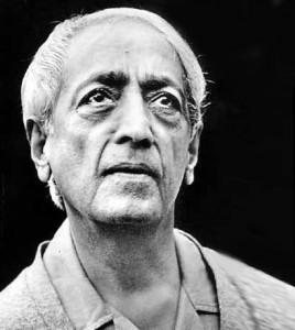 J. Krishnamurti la semplicità