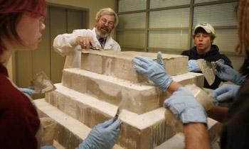 Gli Egiziani inventarono il Cemento 2.000 anni prima dei Romani ?