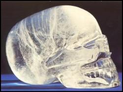 Il falso teschio di cristallo