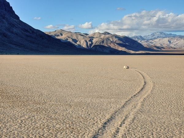 La civiltà sotterranea della Death Valley