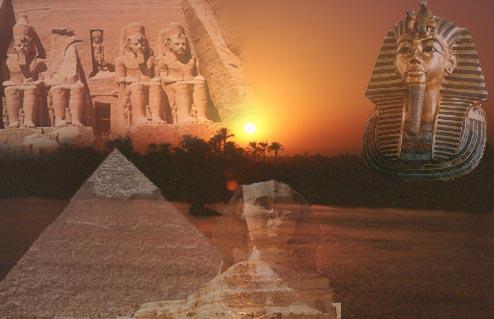 Egitto – Scoperte gigantesche statue dei faraoni a Luxor