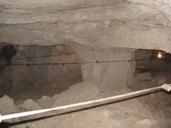 Scoperta enorme cava in Terra Santa 1