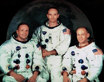 La NASA pubblica i video restaurati in HD dello sbarco sulla Luna di Apollo 11