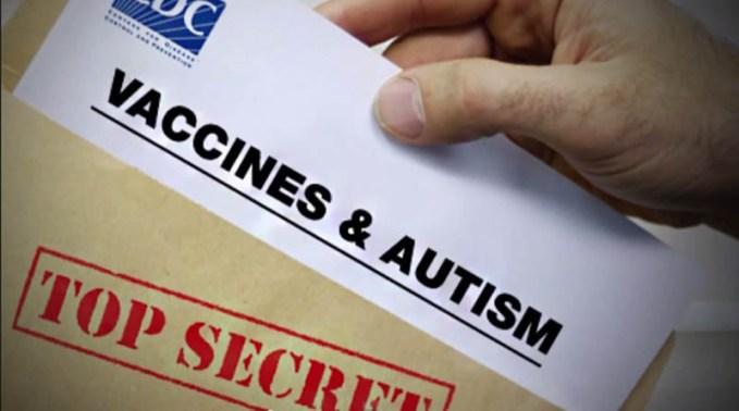 autismo correlato al vaccino Mpr