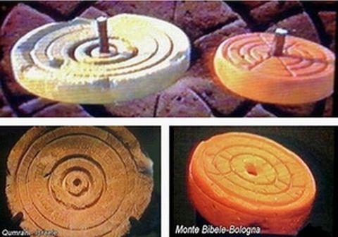 Archeo-astronomia: simboli ad otto elementi nell'architettura e nell'arte mondiale