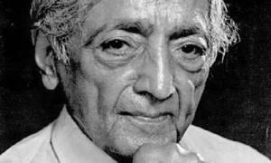 Jiddu-Krishnamurti - struttura psicologica