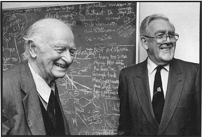 Intervista a Linus Pauling, premio nobel per la chimica