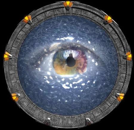 Ghiandola pineale e Stargate