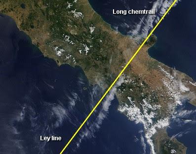 Ley line