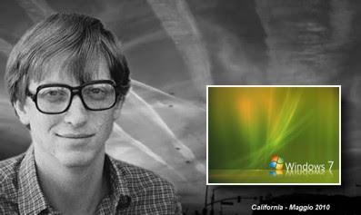 L'ingegnoso Bill Gates promuove la geoingegneria
