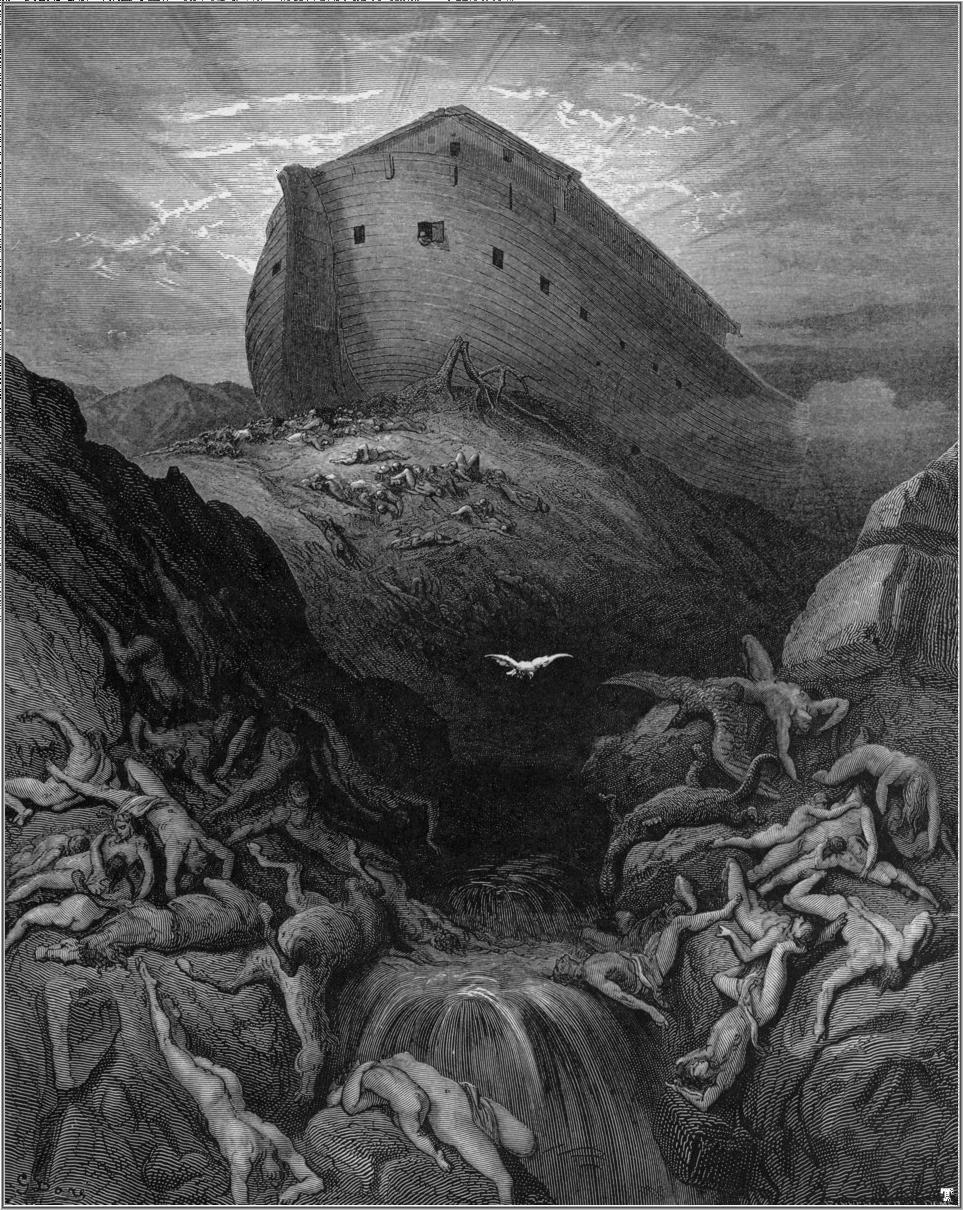 Edgar Cayce: NOE' E IL DILUVIO