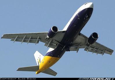 The fake plane