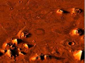 Marte, verità e bugie