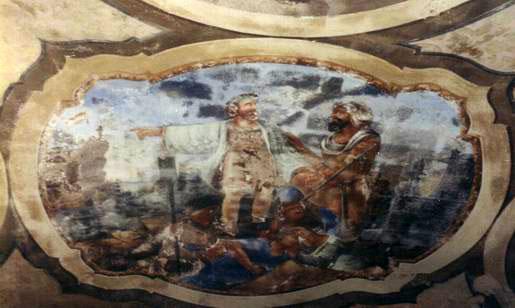 Colombo, c'è chi lo vuole figlio di un Papa 4