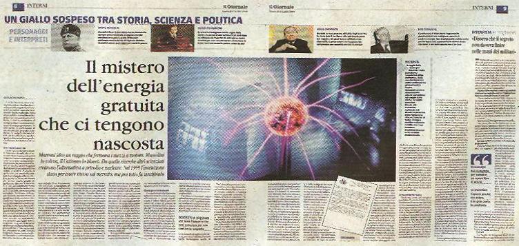 Così l'Italia lavorò al raggio che crea energia dal nulla 4