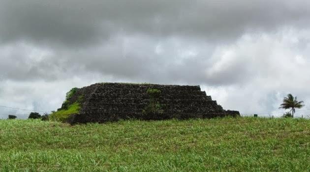 Scoperte nuove Piramidi a Mauritius