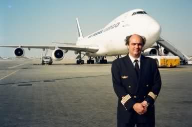1994 L'Air France e l'UFO di 250 metri di diametro
