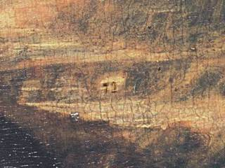 Fig. 1 – Il 72 della Gioconda