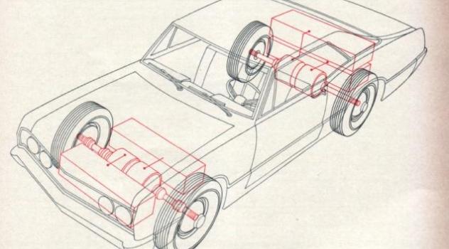 L'auto elettrica che con un pieno fa 700 km a 80 km/h