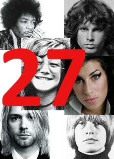 """""""Mistero"""", il Rock e il """"Club dei 27"""""""
