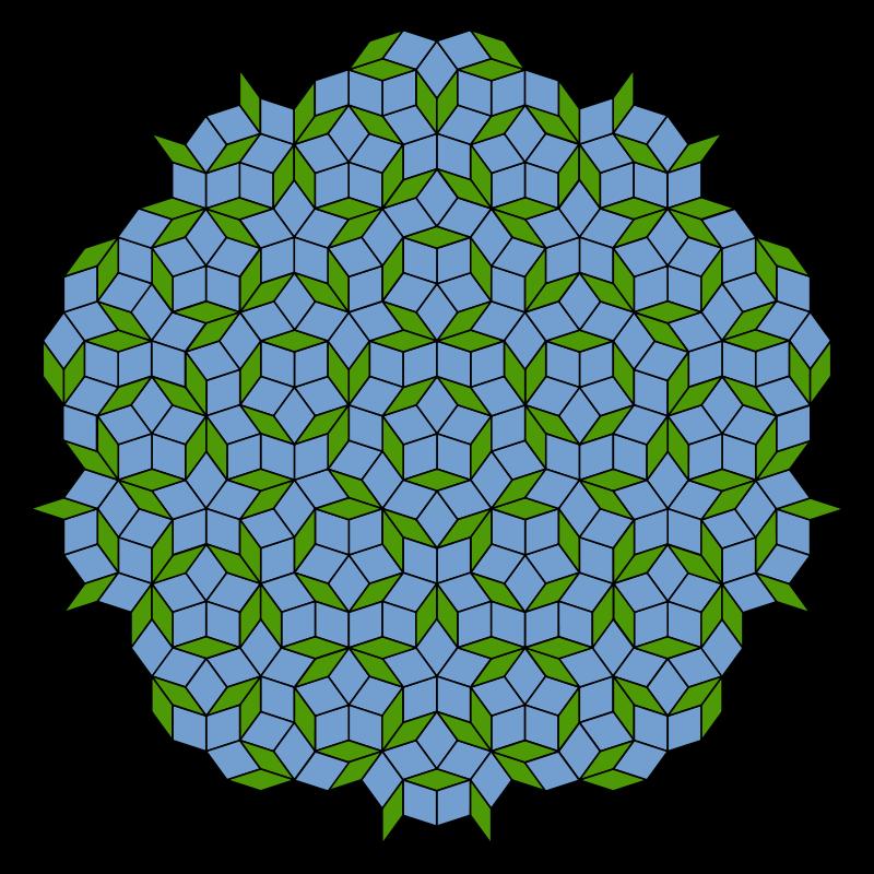 I quasicristalli: nuova forma della materia 2