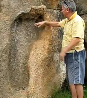 Impronte di giganti in Sud Africa?