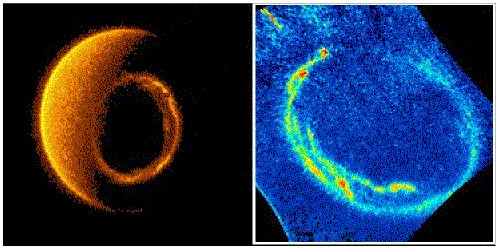 Figura 10: Aurora Boreale (NASA)