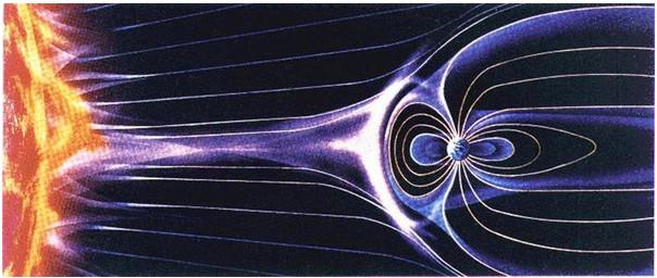 Figura 9: Vento Solare-sangue dell'Anima Mundi