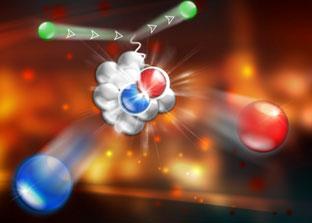Un Buco Nero nel nucleo di un atomo