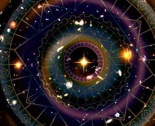 Geometria dell'Espansione e Geometria della Contrazione nell'Universo