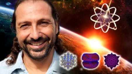 Nassim Haramein: White whole-black whole