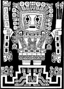 Il cammino di Viracocha, la persona suprema del mondo andino
