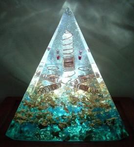 pyramidorgonite Energia dalle Piramidi