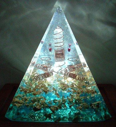 Energia dalle Piramidi, 25000 anni fa