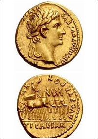 symbol_gold_rome_coin
