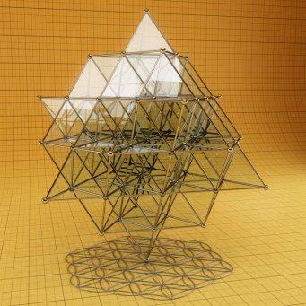 Nassim Haramein: La struttura frattale del vuoto