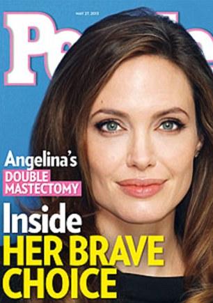 La scelta di Angelina – BRCA