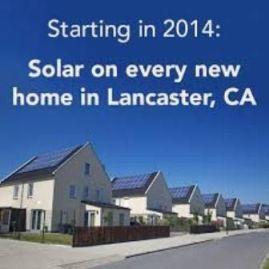 A Lancaster cambia il mondo