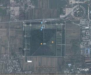 piramidi cinesi