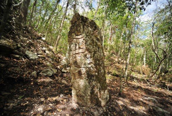 Scoperta la città Maya di Chactún