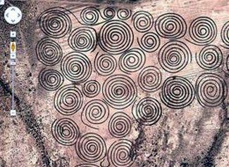 Le linee del Kalahari