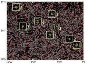 Veri e propri buchi neri si trovano nell'Oceano Atlantico e immagazzinano il materiale trasportato tra le acque