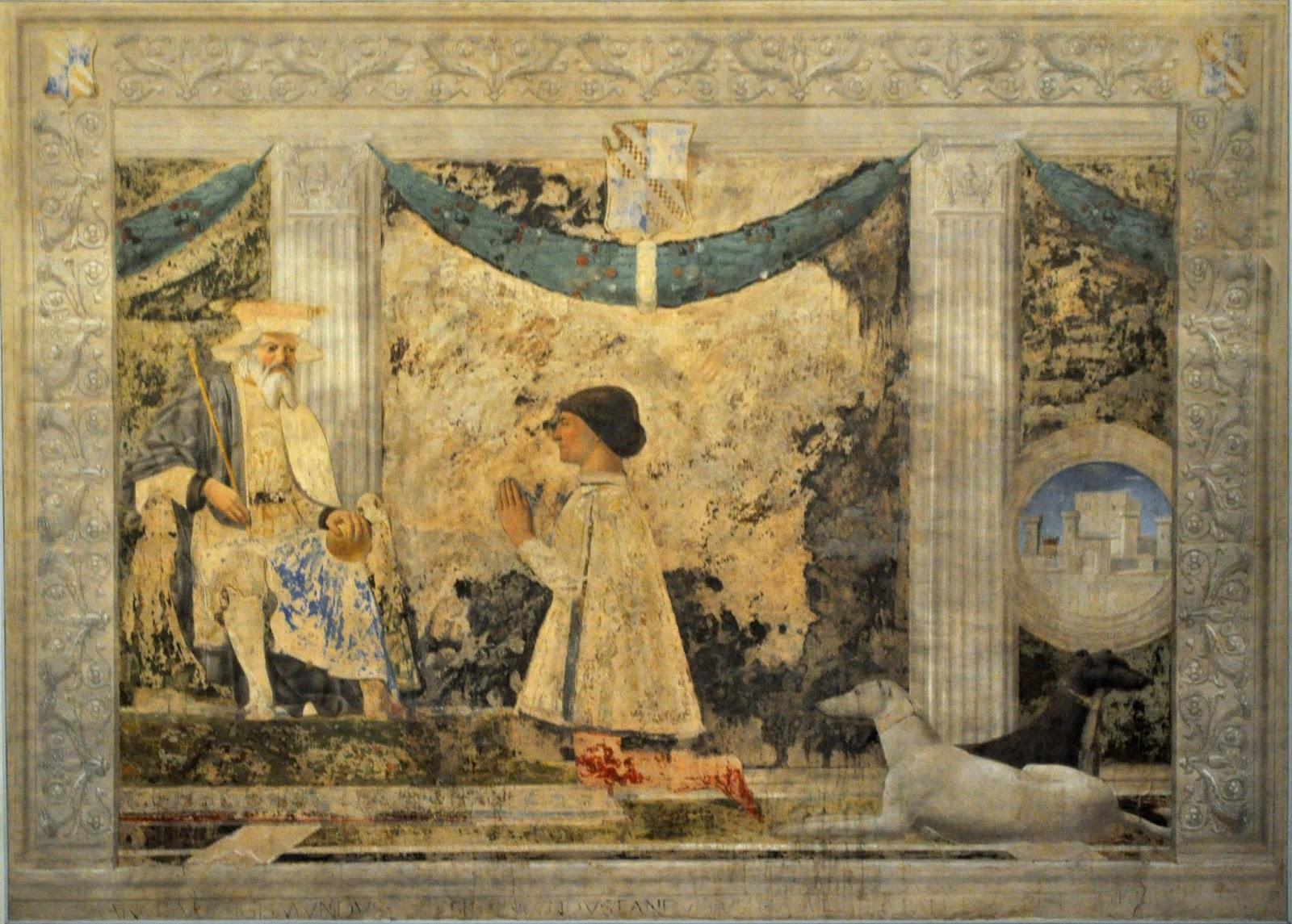 L'America antidiluviana in un dipinto del 1451
