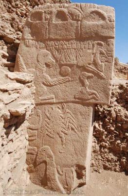 Il passato remoto di Gobekli Tepe