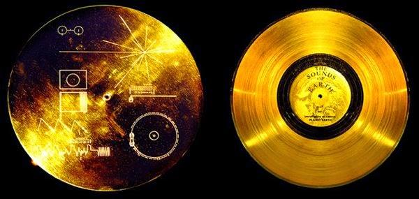 Un messaggio alle civiltà extraterrestri a bordo delle sonde Voyager